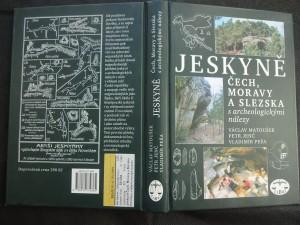 náhled knihy - Jeskyně Čech, Moravy a Slezska s archeologickými nálezy