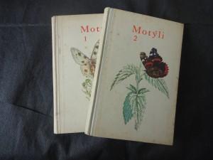náhled knihy - motýli 1,2
