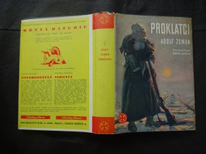 náhled knihy - Mrtvá baterie : Legionářská trilogie, Proklatci, [Třetí kniha ...]