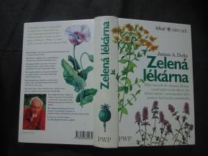 náhled knihy - Zelená lékárna : většinu běžných obtíží a nemocí lze léčit pomocí rostlinných prostředků