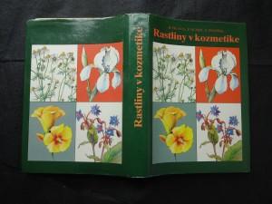 náhled knihy - Rastliny v kozmetike