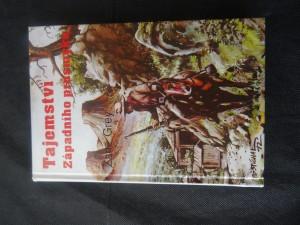 náhled knihy - Tajemství západního průsmyku