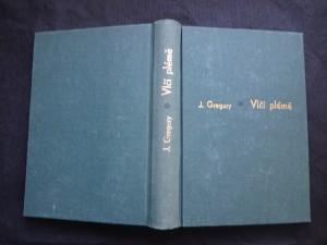 náhled knihy - Vlčí plémě