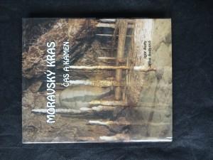 náhled knihy - Moravský kras : čas a kámen