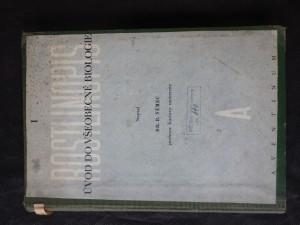 náhled knihy - Rostlinopis. Svazek I., Úvod do všeobecné biologie