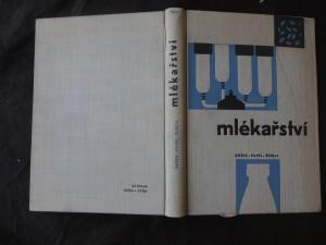 náhled knihy - Mlékařství : Učebnice pro vys. školy zeměd.