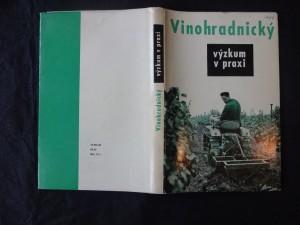 náhled knihy - Vinohradnický výzkum v praxi