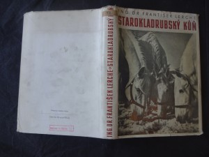 náhled knihy - Starokladrubský kůň