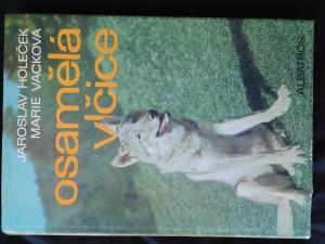 náhled knihy - Osamělá vlčice