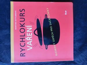 náhled knihy - Rychlokurs vaření : bleskový úspěch pro začátečníky