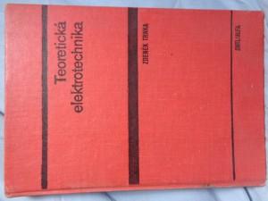 náhled knihy - Teoretická elektrotechnika : učebnice pro elektrotechnické fakulty