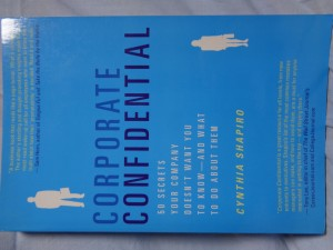 náhled knihy - Corporate Confidential