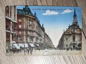 náhled knihy - Budapest. Kossuth Lajos utca - Kossuth Lajos Gasse. No. 21