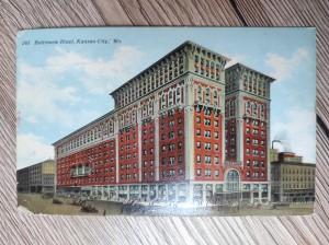 náhled knihy - 201 Baltimore Hotel, Kansas City, Mo.