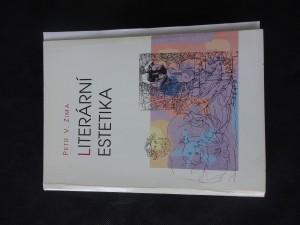náhled knihy - Literární estetika