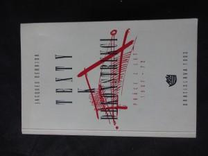 náhled knihy - Texty k dekonstrukci : práce z let 1967 - 72