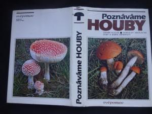 náhled knihy - Poznáváme houby