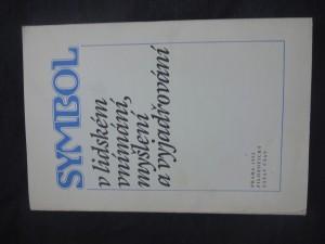 náhled knihy - Symbol v lidském vnímání, myšlení a vyjadřování : (sborník příspěvků)