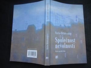 náhled knihy - Společnost nevolnosti : eseje z pozdější doby