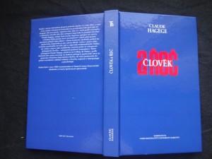 náhled knihy - Člověk a řeč : lingvistický příspěvek k humanitním vědám