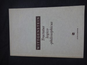 náhled knihy - Tractatus logico-philosophicus
