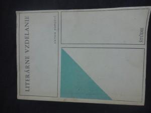 náhled knihy - Literárne vzdelanie : Štúdie
