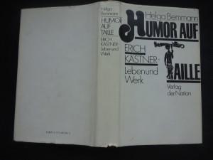 náhled knihy - Humor auf Taille : Erich Kästner. Leben und Werk