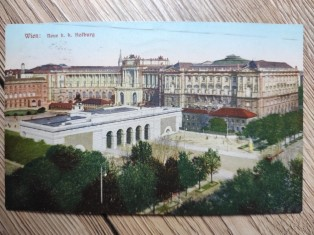 náhled knihy - Wien: Neue k. k. Hofburg No. 3026