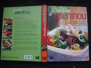 náhled knihy - Kouzlíme se zeleninou : 250 lákavých návodů, jak obohatit zeleninou každé jídlo