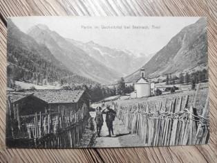 náhled knihy - Partie im Gschnitztal bei Steinach, Tirol No. 271