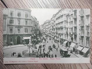 náhled knihy - Napoli - Via Toledo. Piazza Poerio