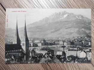 náhled knihy - Luzern und Pilatus