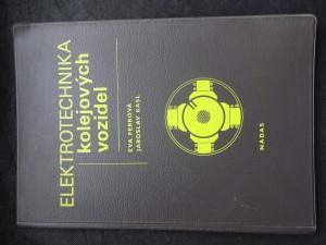 náhled knihy - Elektrotechnika kolejových vozidel : učební text pro stř. odb. učiliště