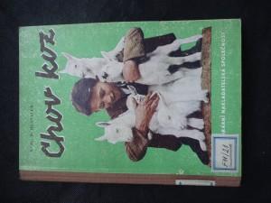 náhled knihy - Chov koz = [Ziegenzucht] : Nemoci koz a jejich léčení