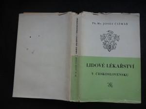 náhled knihy - Lidové lékařství v Československu