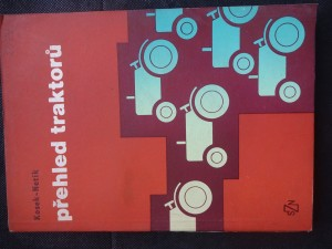 náhled knihy - Přehled traktorů : základní parametry, seřízení - použití