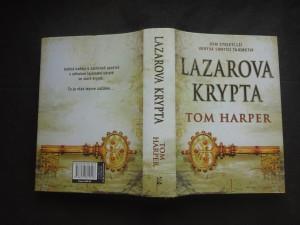 náhled knihy - Lazarova krypta