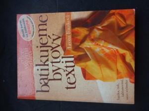 náhled knihy - Batikujeme bytový textil