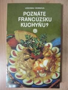 náhled knihy - Poznáte francúzsku kuchyňu?