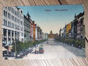 náhled knihy - PRAG - Wenzelsplatz.