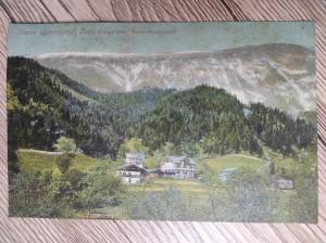 náhled knihy - Stanz. Unterinnthal. Tirol, kneipp'sche Wasserheilanstall No. 3344