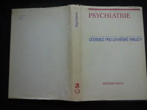 náhled knihy - psychiatrie učebnice pro lékařské fakulty