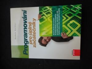 náhled knihy - Programování pro úplné začátečníky