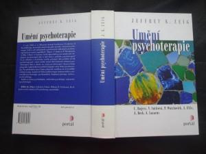 náhled knihy - Umění psychoterapie : C. Rogers, V. Satirová, P. Watzlawick, A. Ellis, A. Beck, A. Lazarus a další