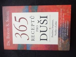 náhled knihy - 365 receptů pro duši : poselství, inspirace, naděje a láska