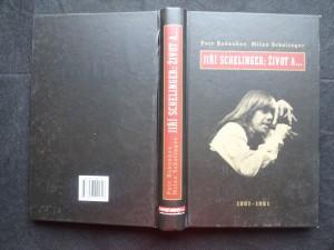 náhled knihy - Jiří Schelinger: Život a- : 1951-1981