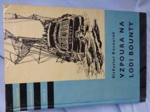 náhled knihy - Vzpoura na lodi Bounty