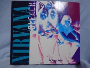 náhled knihy - Nirvana Bleach