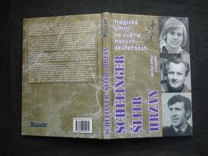 náhled knihy - tragická úmrtí ve světle nových skutečností- Jiří Schelinger , Jiří Šlitr , Jiří Hrzán