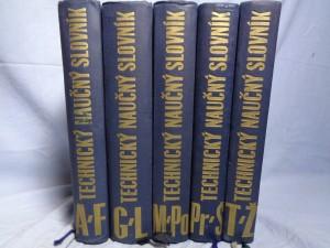 náhled knihy - Technický naučný slovník Komplet